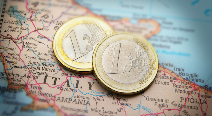 official photos 98679 4445b Italy never should have joined the euro, and the ECB can't ...