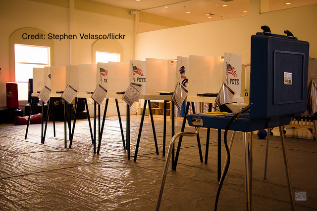Fundamental errors in the voting booth