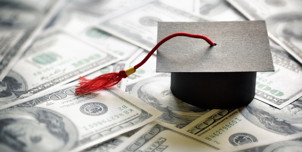 The effects of debt relief on the student loan market