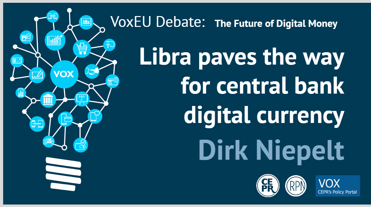 Libra paves the way for central bank digital currency