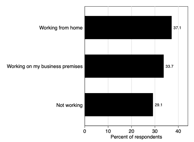 How Americans use time saved by working from home 2