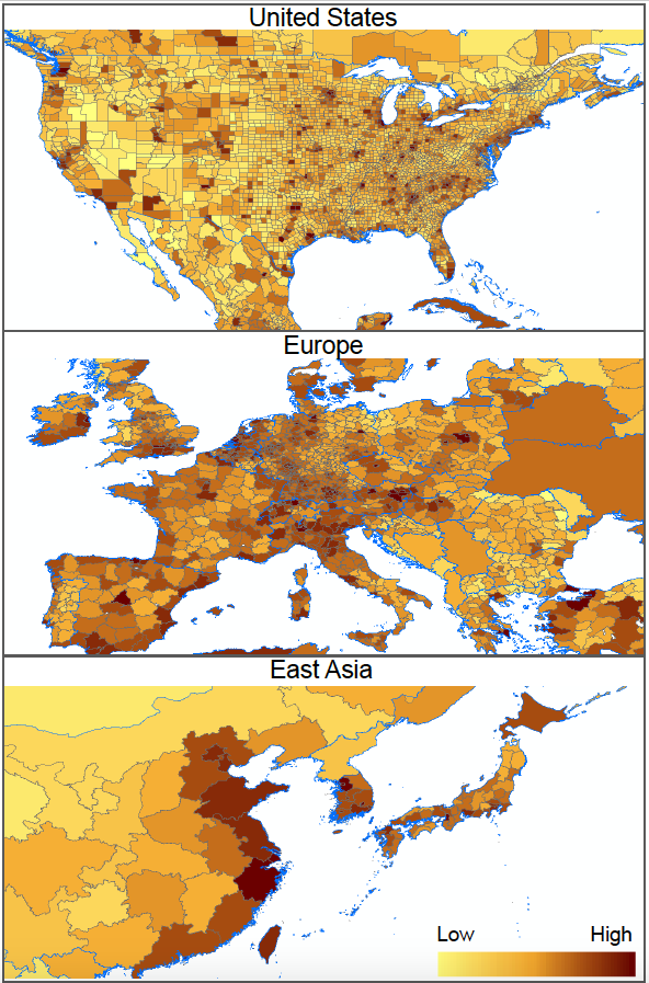 The economic geography of innovation | VOX, CEPR Policy Portal