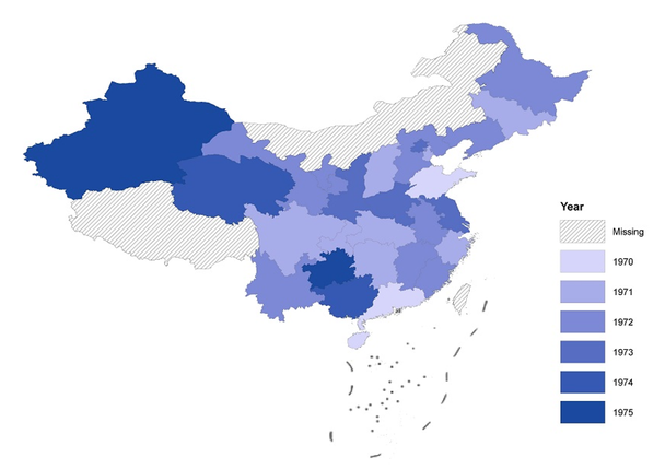 How family planning policies reshape the life of the Chinese