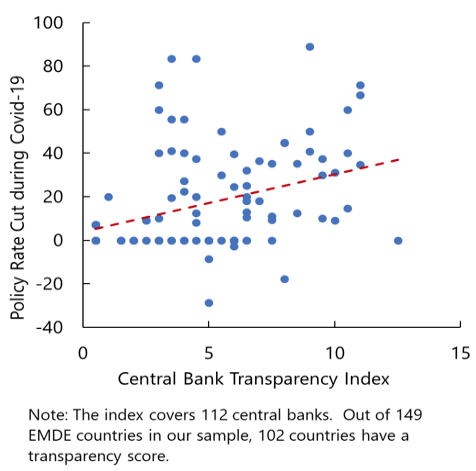 COVID-19 in emerging markets: Escaping the monetary policy procyclicality trap 10