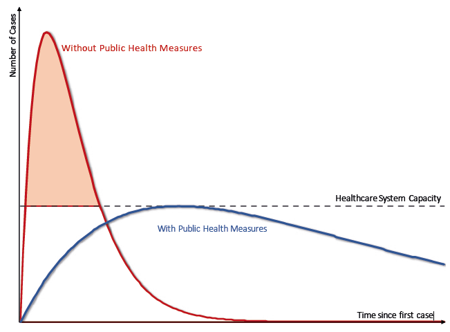Flattening the pandemic and recession curves 1