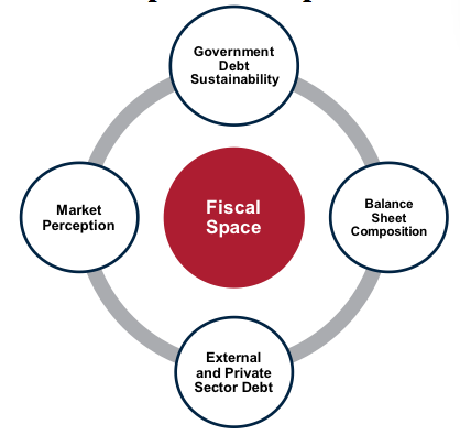 in search of fiscal space a new database vox cepr policy portal