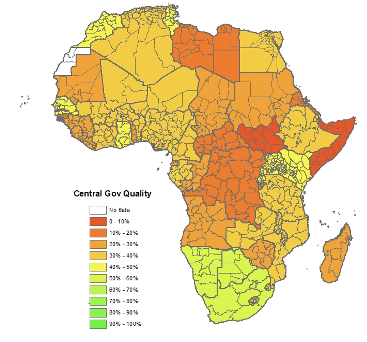 Subnational governments and the making of development in Africa 2
