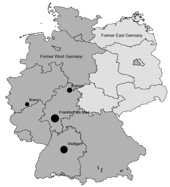 The impact of public employment: Evidence from West Germany 2